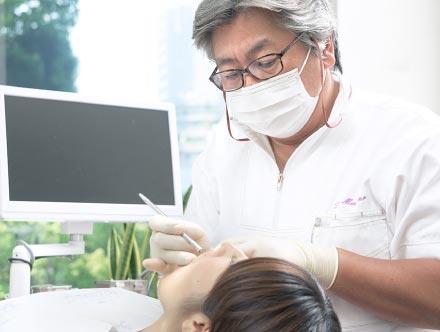 歯を動かす治療